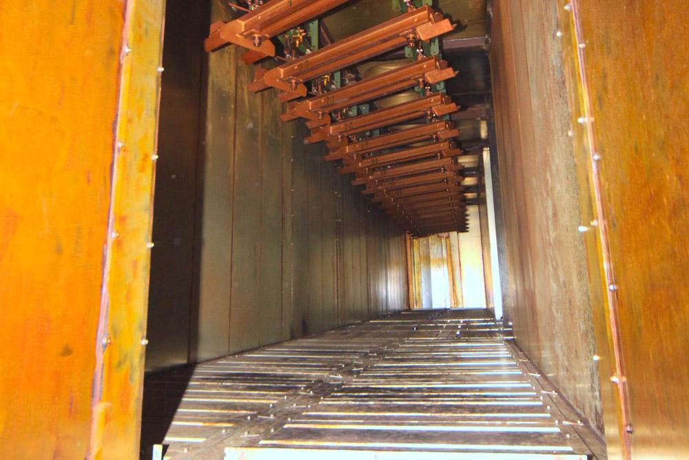 Stazzi: cataforesi e verniciatura industriale